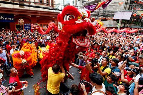 new year 2016 activities binondo erap chinatown has done much for manila nation news