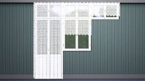 sims 3 curtains madaya74 s sheer and lace curtains