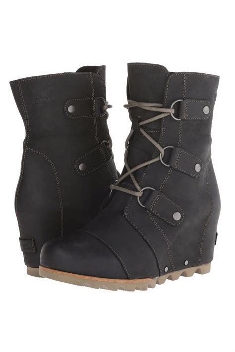 sorel wedge winter boots from canada by modern sole