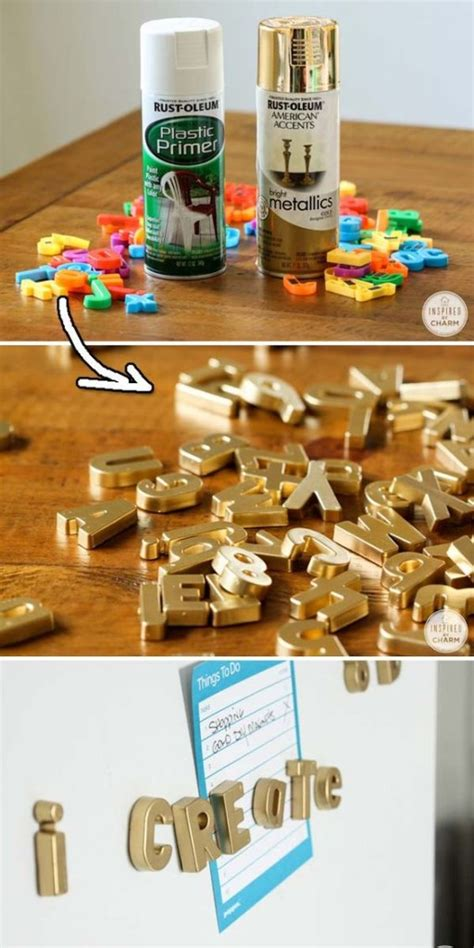 spray painting diy 10 kitchen diys worth a try hire a hubby