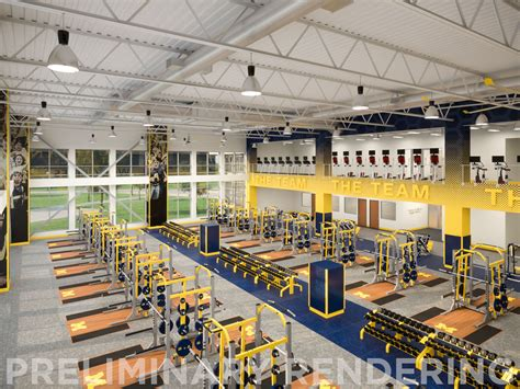 Of Michigan Rooms by Michigan Football Weight Room Pictures To Pin On