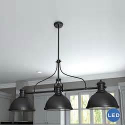 3 Light Pendant Island Kitchen Lighting Vonnlighting Dorado 3 Light Kitchen Island Pendant Reviews Wayfair