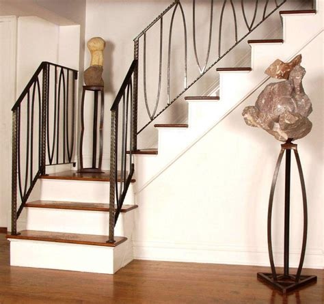 Antique Wrought Iron Chandeliers Modern Contemporary Stair Railing Styles Home