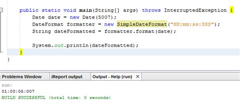 format date netbeans java incorrect result when convert millisecond to hh mm