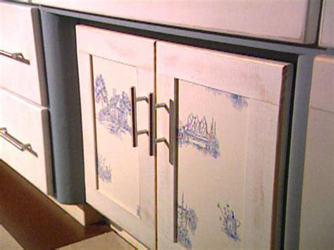 how to update kitchen cabinet doors an inexpensive way to update kitchen cabinets hgtv