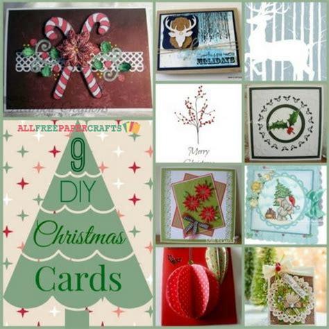 crafts for to make free 9 diy cards allfreepapercrafts