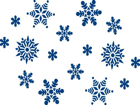 winter pattern png free vector graphic snowflakes blue sky winter free