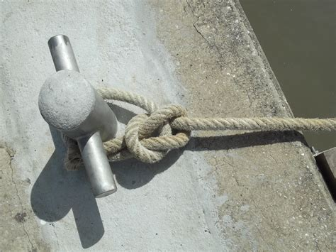 tugboat bowline to knot or not to knot tangvald