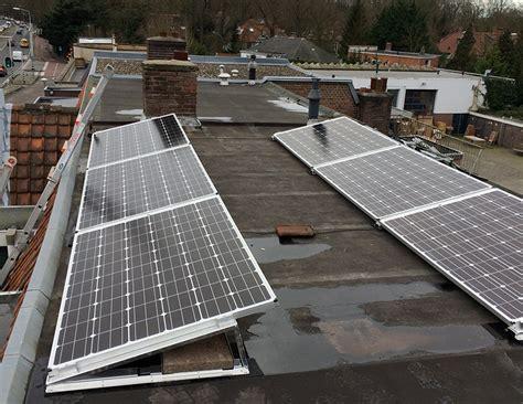 zonnepanelen 6 panelen sun is free 6 panelen met groot effect