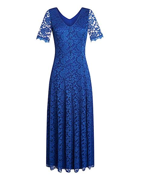 JOANNA HOPE Lace Maxi Dress   Absolute Home