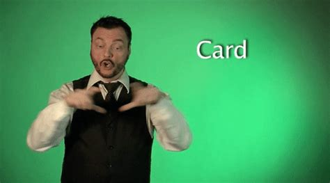 card gif sign language card gif by sign with robert find