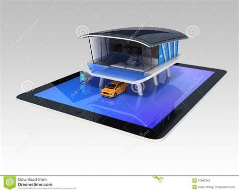 casa futurista casa futurista 224 moda do projeto em uma tela da tabuleta