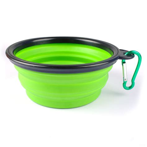 collapsible bowl on the go bowl animals club