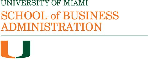 Foster School Of Business Mba Program by Of Miami Business School