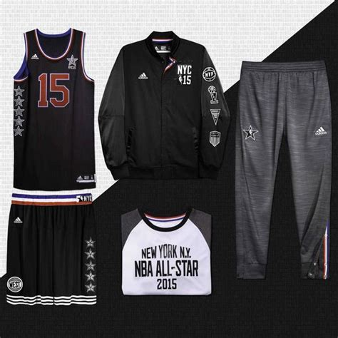 design jersey nba 2015 adidas unveils 2015 nba all star game uniforms weartesters