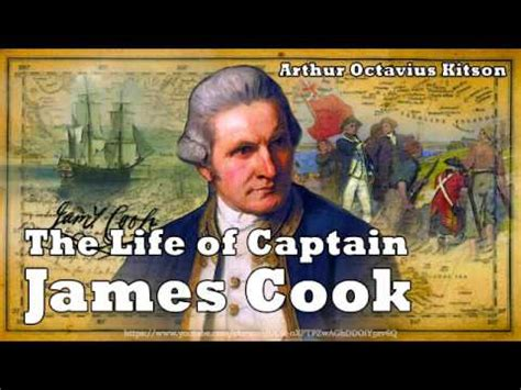 captain james cook 0340825561 the life of captain james cook full audiobook by arthur octavius kitson youtube