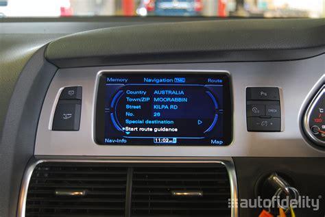 Audi A6 Navigation System by Mmi 3g Plus Factory Navigation System For Audi A6 4f