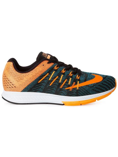 Nike Zoom For 8 lyst nike air zoom elite 8 sneakers in orange for