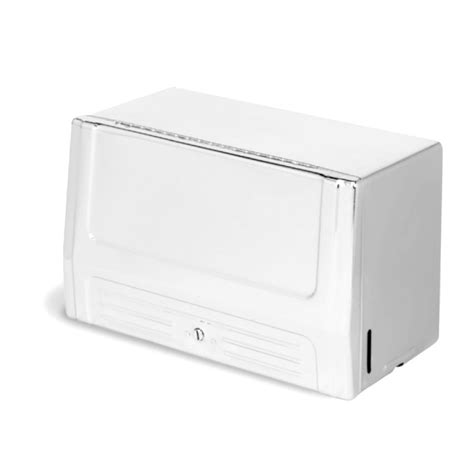 Single Fold Paper Towel Dispenser - continental 630w wall mounted paper towel dispenser for