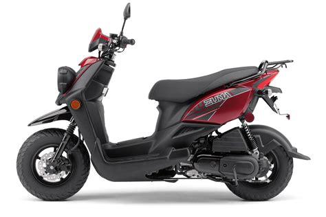 2017 Yamaha Zuma 50F Review