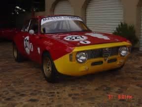 Alfa Romeo Racing Cars Alfa Romeo Gta Replica Race Car
