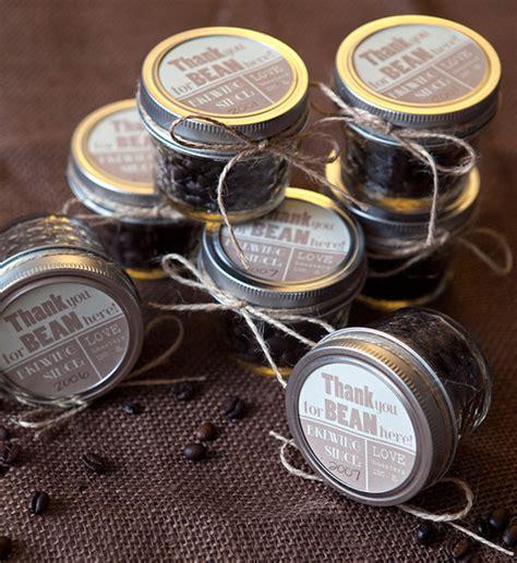 Wedding Favors Coffee by Diy 10 Ways To Package Wedding Favors American Wedding