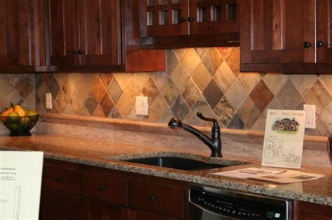 Kitchen Back Splash Designs Kitchen Backsplash For The Home Pinterest