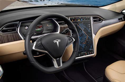 Tesla Model S Dashboard Tesla Model S Dashboard 1 Photo 13