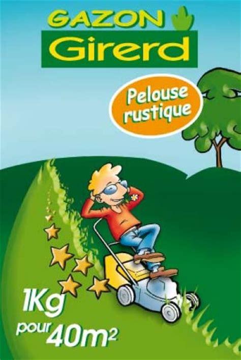 Gazon Rustique 25 Kg 4673 by Graines Semis Gazon Rustique Sac De 25 Kg