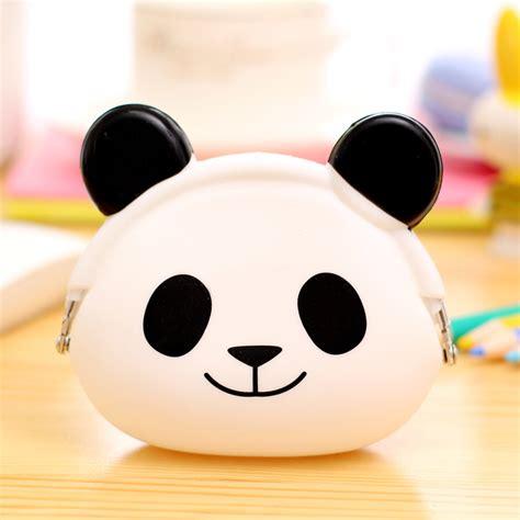 Tas Dompet Bahan Kanvas Mini Imut Motif Doraemon Fts034 dompet koin bentuk panda white jakartanotebook