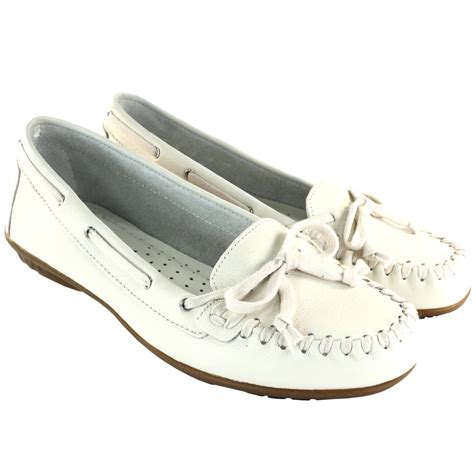 flat shoes hush puppies womens hush puppies ceil mocc leather flat shoes ballet