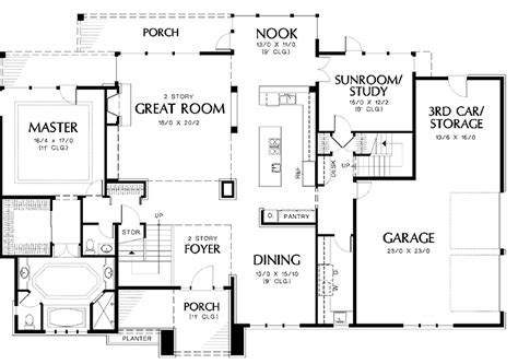 two story house floor plan floor plans aflfpw01565 2 story prairie style house