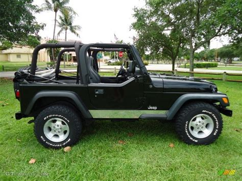 2000 jeep black 2000 jeep wrangler black 200 interior and exterior images