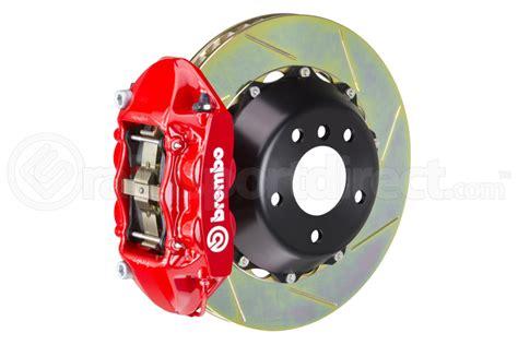 Kaliper Brembo 1 Pin 4 Piston brembo gran turismo 4 piston rear brake kit slotted