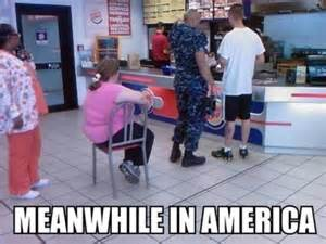 Meanwhile In America Meme - refresh for new photos