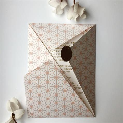 origami inspired wedding invitations awesome japanese wedding invitation template wedding invitation design