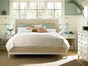 Beach Inspired Bedroom Furniture by Universal Furniture Summer Hill Cotton Bedroom