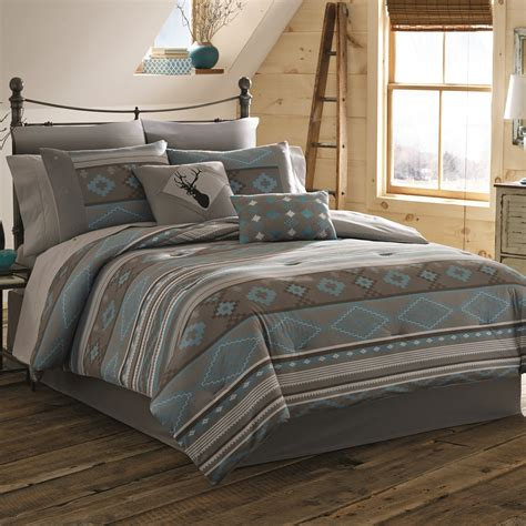 true timber southwest bedding comforter collection