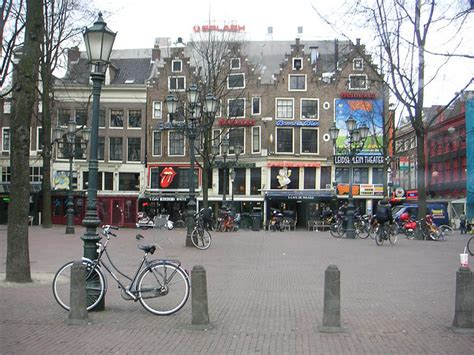Famous American Architecture leidseplein practical information photos and videos