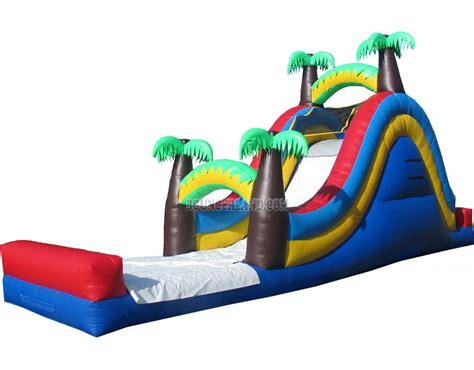 water bounce house bouncerland inflatable water slide 2019