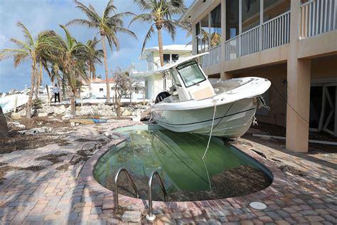 hurricane boats sarasota fl duck key florida picture irma leaves path of