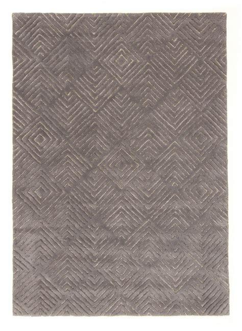 teppich 300 x 400 cm woll marseille grau