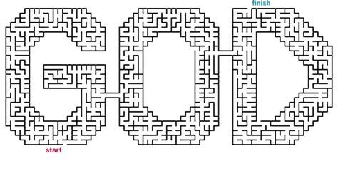 printable religious mazes mazes to print word mazes