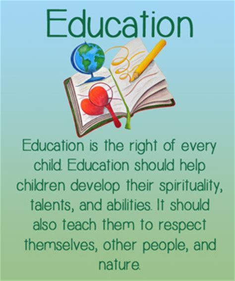 home centre for rights education 6 education children s rights education