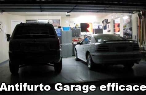 antifurto box auto antifurto garage il migliore contro i furti antifurto