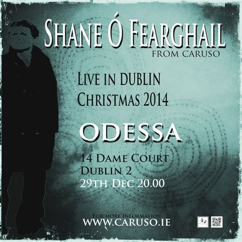 up coming dates shane 211 fearghail