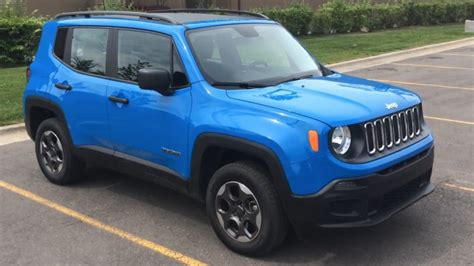 turquoise jeep renegade daily driver 2015 jeep renegade sport 4x4