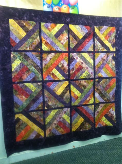 Three Dudes Jelly Roll Quilt by Pin By Melanie Bell On Quilts