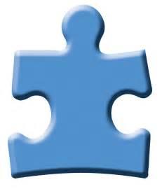 autism puzzle piece clipart best
