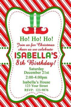 1000 images about christmastime birthday ideas on